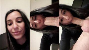 Danika Mori Onlyfans Blowjob Porn Video Leaked