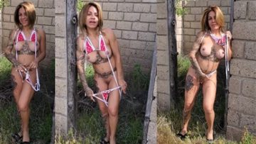 Ysabel Onlyfans Topless Teasing Nude Video Leaked