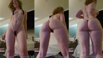 Fullmetalifrit Onlyfans Twerking Nude Video