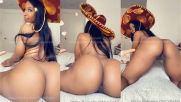 Priya Rainelle Ass Shaking Nude Onlyfans Leaked Video