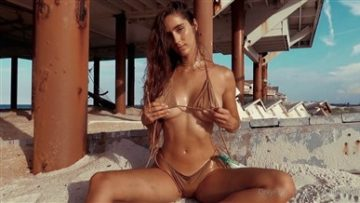 Natalie Roush Onlyfans Nude Take Me to the Beach Video Leaked