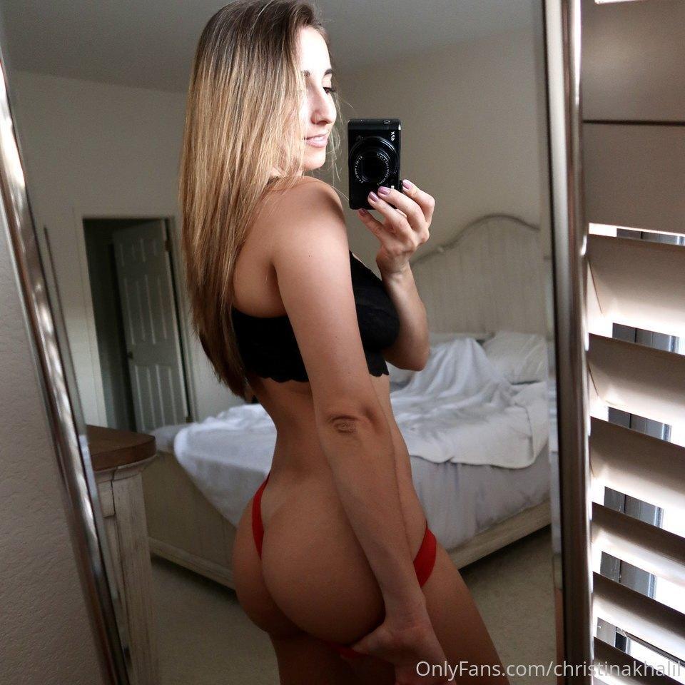 Nude khalil Christina Khalil