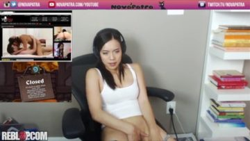Streamer Nova Patra Nude Masturbation On Twitch Live leaked