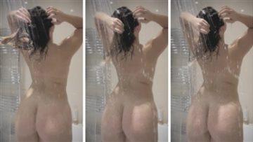 aflowerpatter Onlyfans Nude Shower Video Leaked
