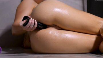 AmyRoseButt OnlyFans Anal Dildo Fuck Nude Video Leaked