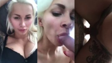 Jill Hardner Nude Snapchat Blowjob and Fucking Porn Video Leaked