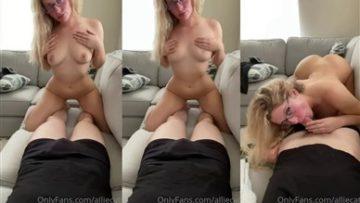 Alliecat Nude Blowjob Porn Video Leaked