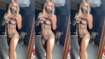 Jill Hardener Nude Onlyfans Teasing Porn Video Leaked