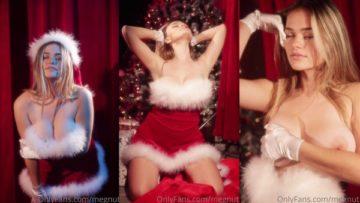 Megan Guthrie Christmas Nude Teasing Porn Video Leaked
