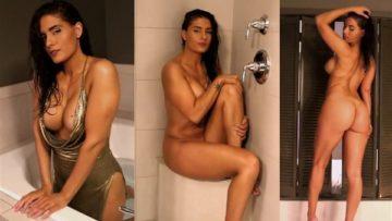 Florina Fitness Nude Bathtub Video Leaked