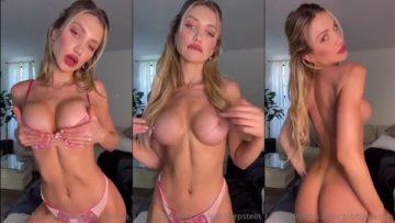 Gabby Epstein Nude Nip Slip Porn Video Leaked