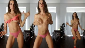 Cortney Palm Nude Dancing Video Leaked
