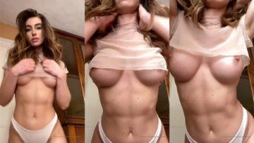 Eliza Rose Watson Nude Tits Teasing Video Leaked