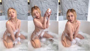 Ms Puiyi Nude Bathtub Video Leaked