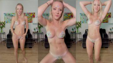 Vicky Stark Nude Jewels Try On Video Leaked