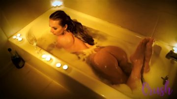 Xenia Crushova Nude Bathtub Video Leaked
