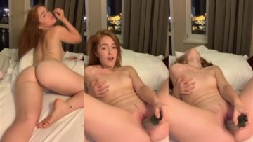 Jia Lissa Nude Fucking Herself Cucumber Porn Video Leaked