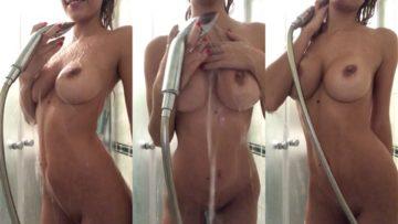 Killer Katrin Nude Shower Teasing Video Leaked