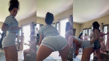 Lexy Pantera Topless Twerking Video Leaked