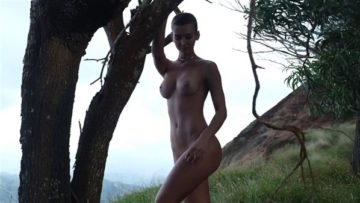 Rachel Cook Nude Hike Modeling Photoshoot Vlog Video Leaked