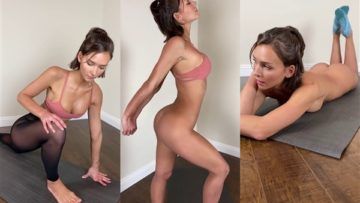 Rachel Cook Nude Workout Onlyfans Video Leaked