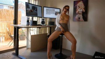 Brianna Bell Nude Office Masturbating Porn Video Leaked