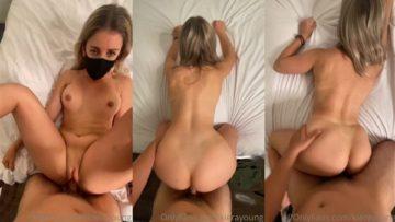 Kiera Young Nude Sextape Porn Video Leaked