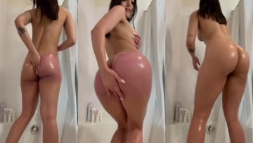 Woffee Nude Shower Video Leaked