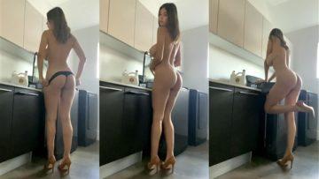 Ashley Tervort Nude Stiletto Heels Video Leaked