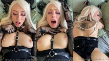 Elise Laurenne Nude Sextape Porn Video Leaked